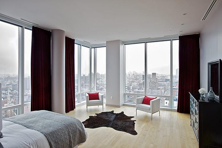 Suite Parentale Avec Vue Sur Manhattan New York