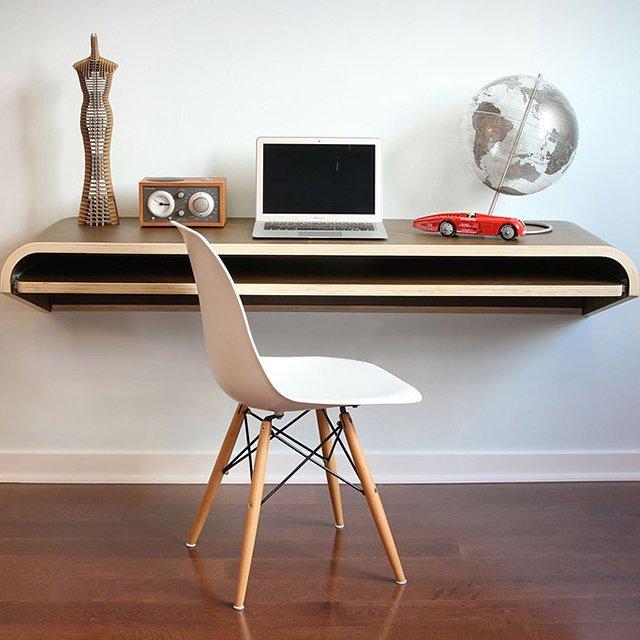 Bureau Suspendu Par Orange22 Design Lab
