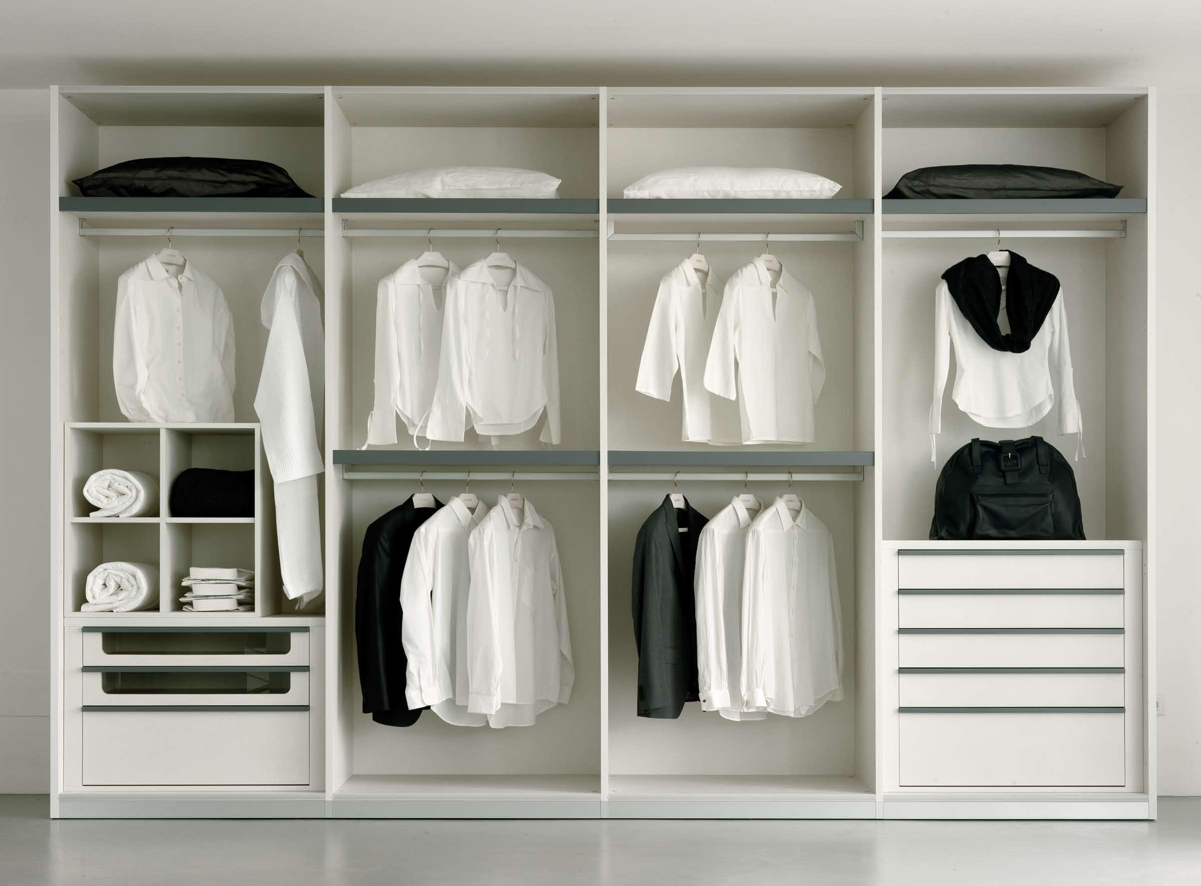 Dressing 4 Astuces Pour Optimiser Votre Penderie