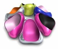 Blobulus chair, fauteuil biomorphique