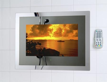 televiseur waterproof pour la salle de bain