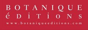 Botanique-Edition-Logo