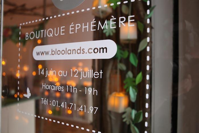 bougie-led-bloolands