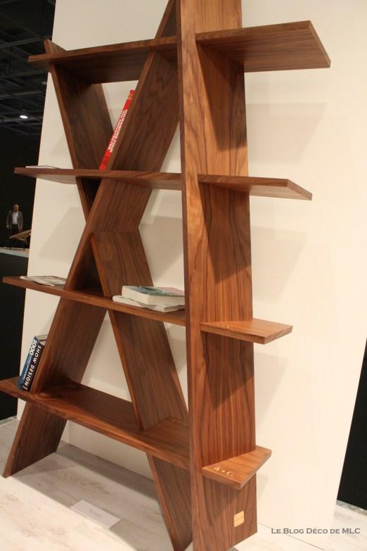 tendance-bois-couleur-noyer-nouveau-bibliothèque