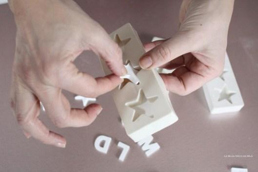 DIY-déco-facile-étoiles-et-lettres-en plâtre-demoulage-final-etoiles