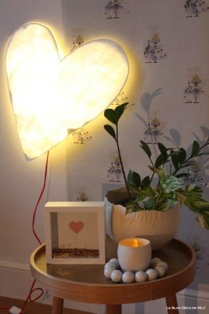 Saint-Valentin-Déco-lumineuse-cadeau-lampe-coeur-détail