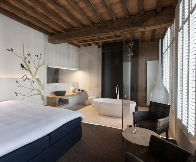 Une chambre aménagée en Suite Parentale - Master Bedroom ...