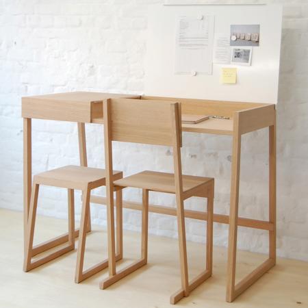 bureau design Marina Bautier