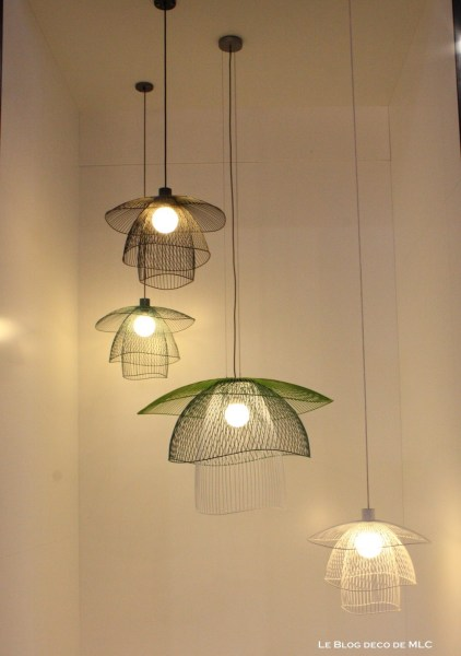 luminaires suspension Elise Fouin Forestier