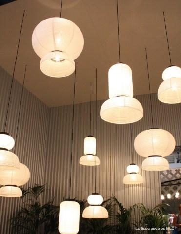 luminaires suspension blanc et tradition