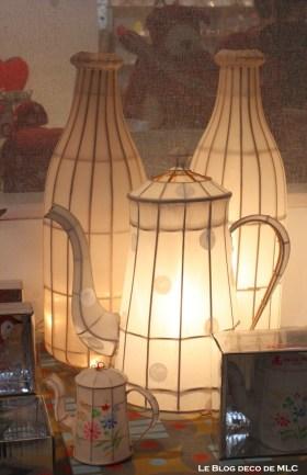cafetière lampe petit pan