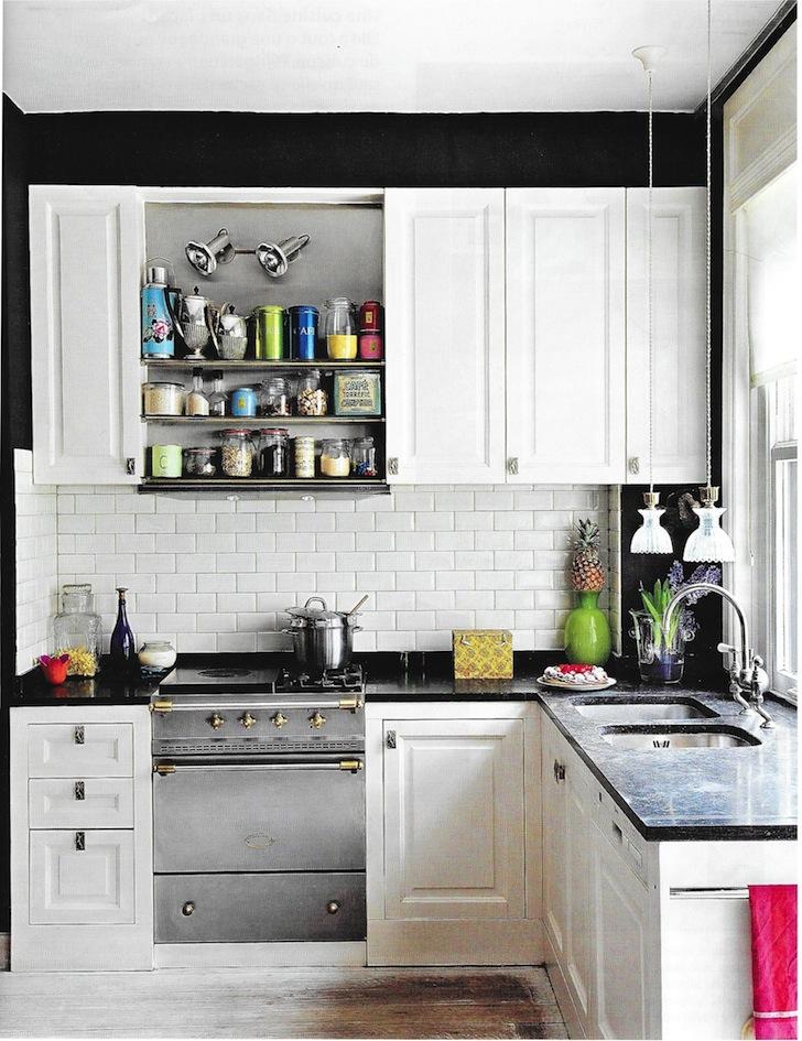 Inspiration-cuisine-bistrot-blanche-et-noire