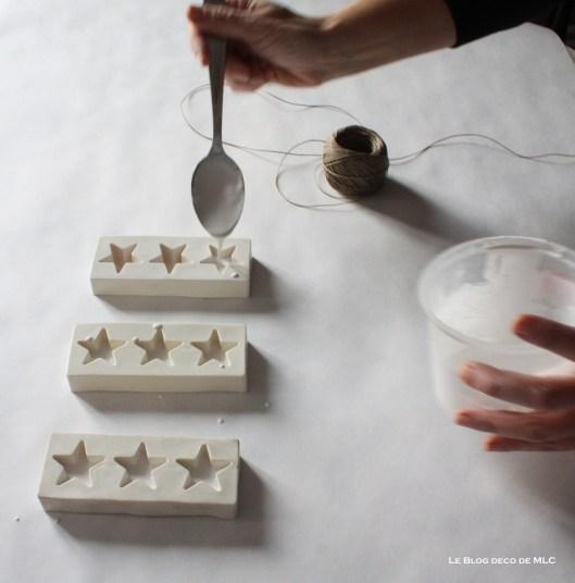 diy-deco-noel-a-fabriquer-guirlande-etoile-platre-remplissage-moule