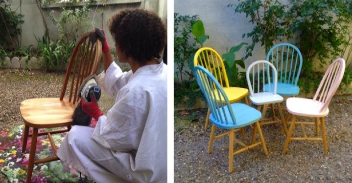chaise-en-bois-a-barreaux-vintage
