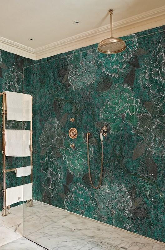 douche-italienne-deco-salle-de-bain-verte-decor
