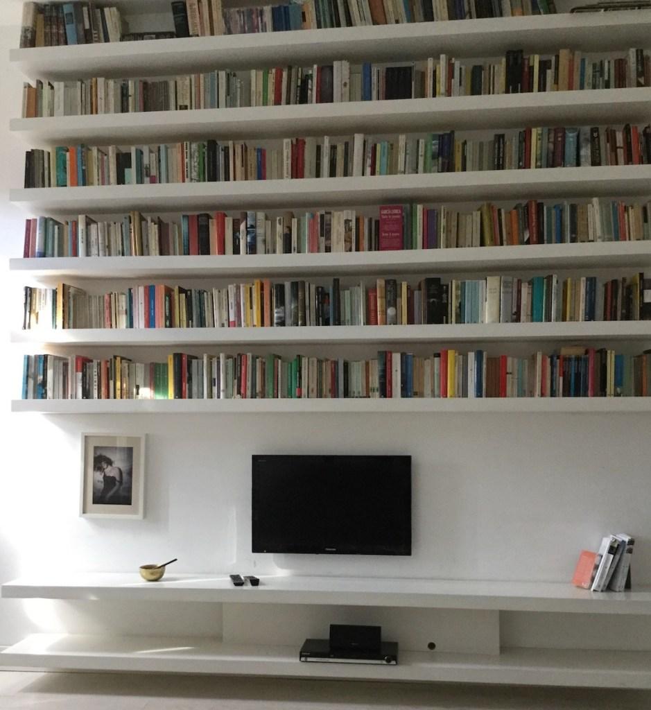 20 idées déco faciles à copier pour un salon blanc design - Le Blog