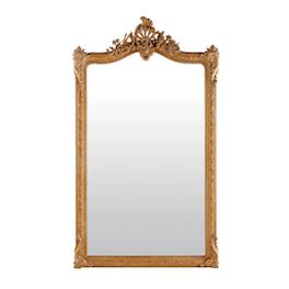 Miroir-style-ancien-vintage-moulure-XXL