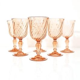 verre-a-eau-rose-vintage