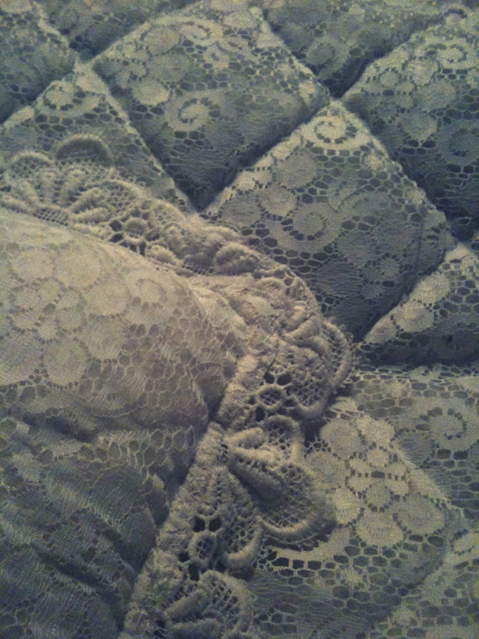 lace-bed