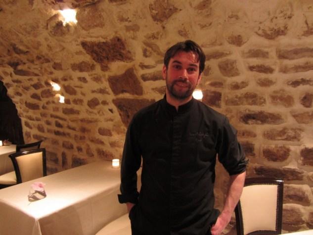 Jean-Christophe Rizet - Chef de la Truffière