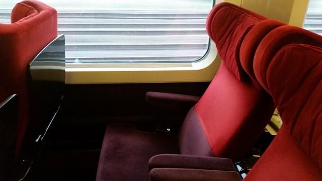 Fauteuil Thalys - Confort 1