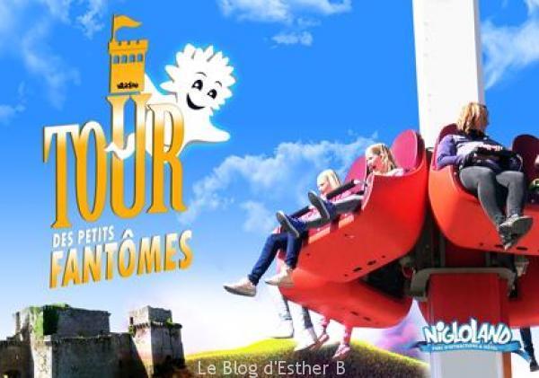 La Tour des Petits Fantômes Nigloland