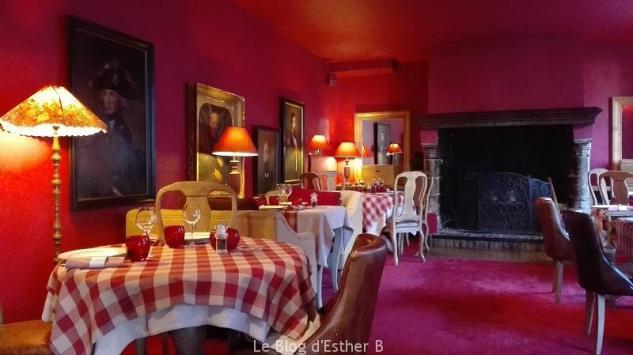 restaurant les maisons de lea