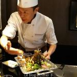 Le Comptoir Nippon : Tepanyaki à Paris