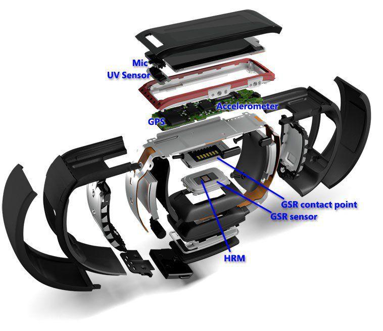 VivoWatch smartwatch Asus