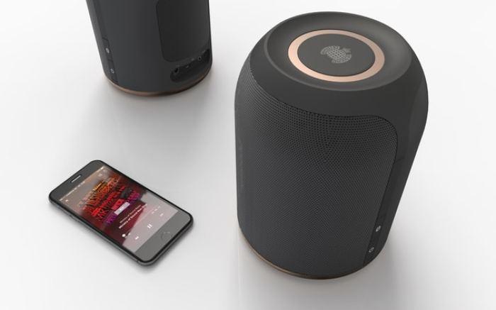 audio m l 39 enceinte connect e sign e ministry of sound. Black Bedroom Furniture Sets. Home Design Ideas