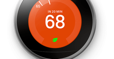 nouveau thermostat Nest