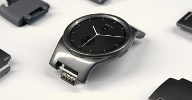 Blocks smartwatch modulaire