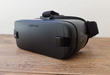 Gear VR 2 casque VR haute résolution
