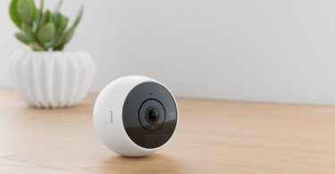 Circle 2 caméra de sécurité intelligente de Logitech
