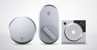 Smart Lock Pro serrure connectée August