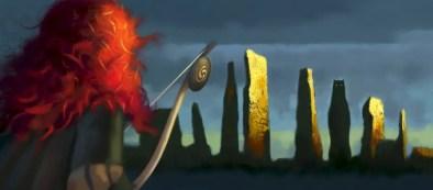Brave : Concept-art 3