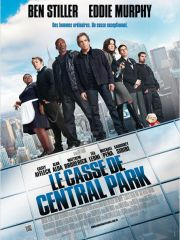 Affiche du film LE CASSE DE CENTRAL PARK