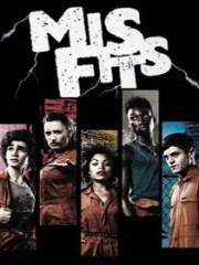 Photo (1) de la série MISFITS