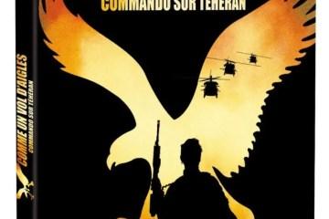 Coffret DVD Comme un vol d'aigles, commando sur Téhéran