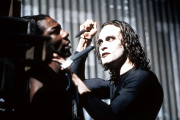 Photo (2) du film THE CROW