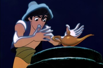Photo (1) du film ALADDIN
