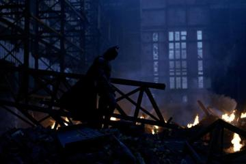Photo du film THE DARK KNIGHT - LE CHEVALIER NOIR