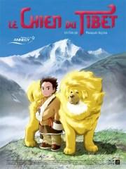 Affiche du film LE CHIEN DU TIBET