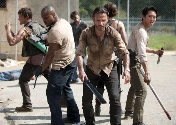 Photo (1) de la série THE WALKING DEAD - Saison 3
