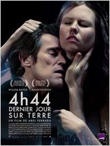 Affiche du film 4H44 DERNIER JOUR SUR TERRE