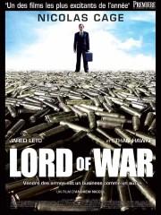 Affiche du film LORD OF WAR