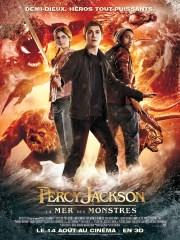 Affiche du film PERCY JACKSON - LA MER DES MONSTRES