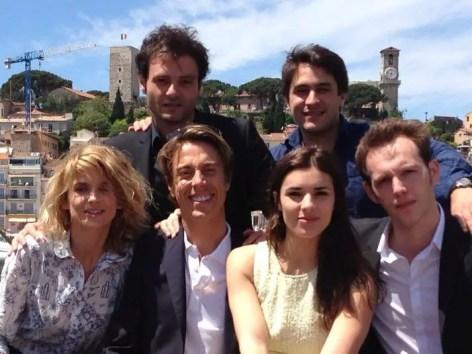 Photo de Johann Dionnet à Cannes