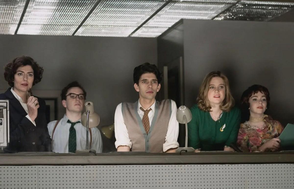 Photo de la série THE HOUR
