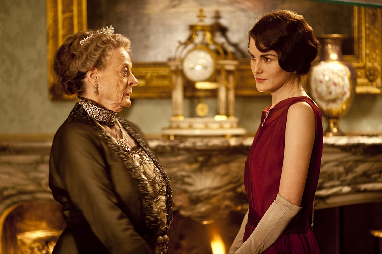 Photo de la série Downton Abbey